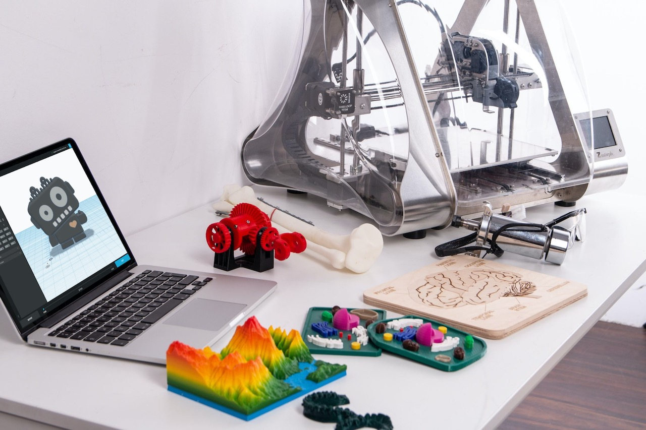 Studiya 3D pechati