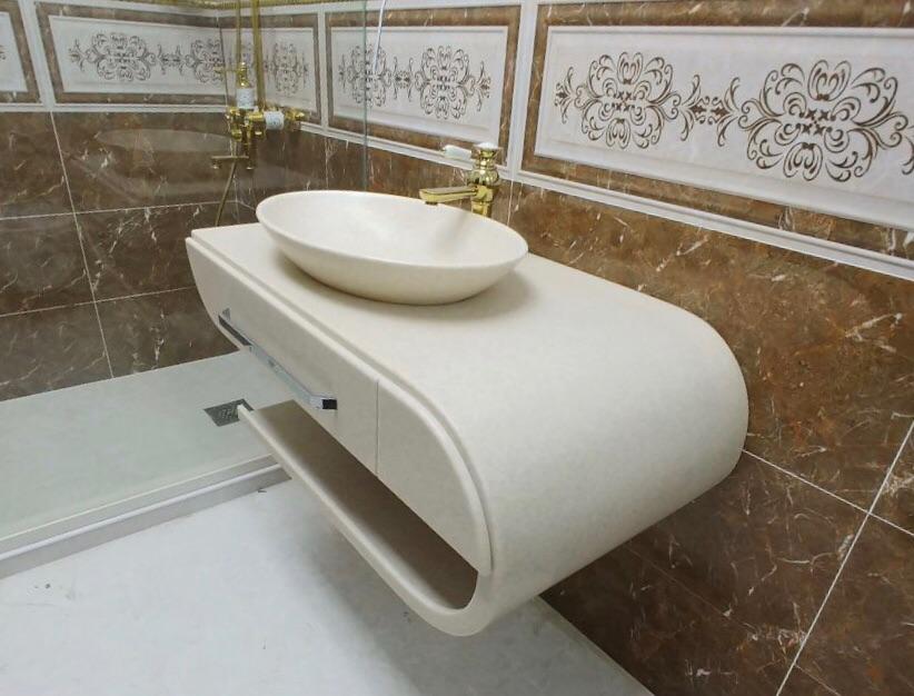 Мойка в ванн