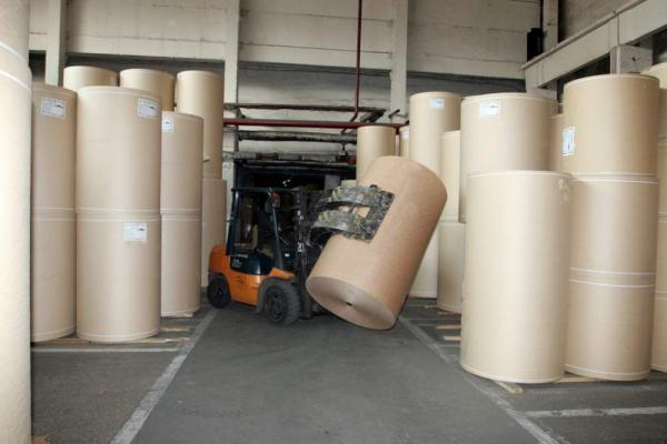 Bumaga dlya proizvodstva paketov
