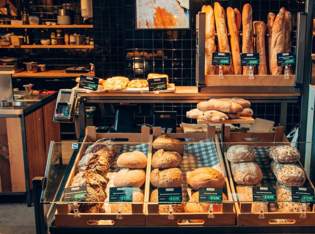 Business idea, bakery